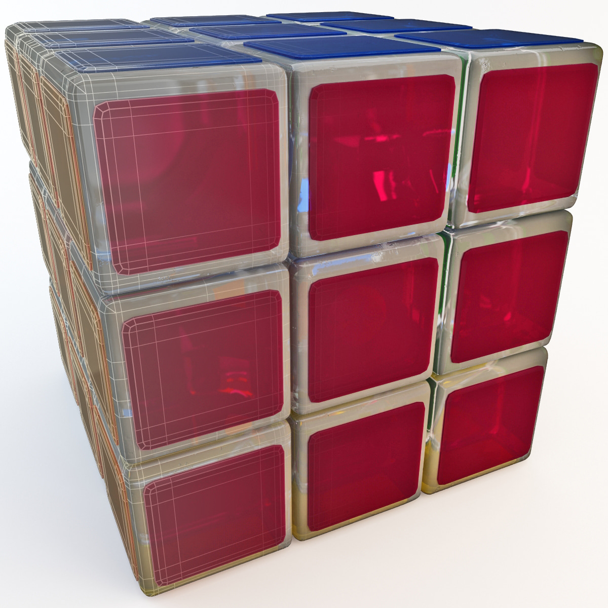 rubiks cube 2 3ds