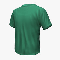 3d model ready t-shirt