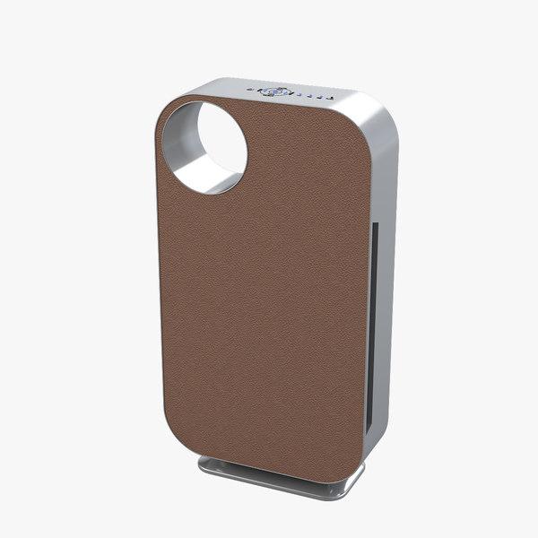 3d bork a800 air purifier model