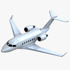 max bombardier challenger 605 jet