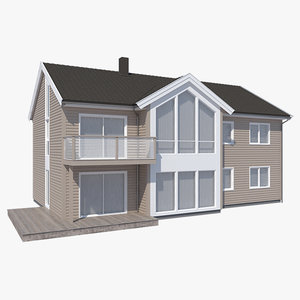 realistic house lun nb max