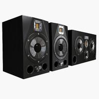 adam studio speakers max