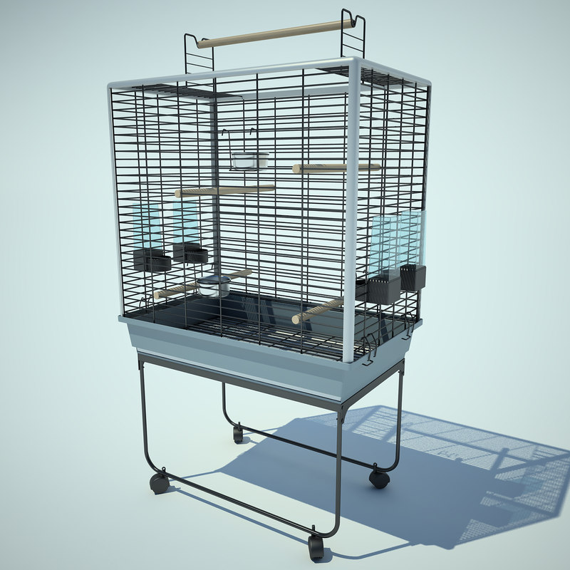 max bird cage