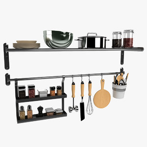 kitchen shelf max