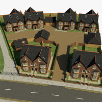 housing estate model