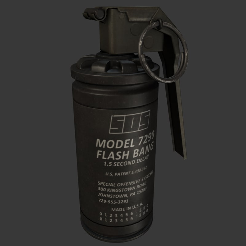 how to make a flashbang grenade