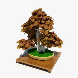 bonsai tree 3ds