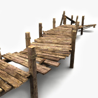 max wooden pier wood