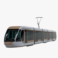 Alstom Citadis City Tramway