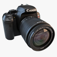 Canon EOS Rebel T4i 18-55mm