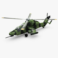 3ds pah-2 helicopter