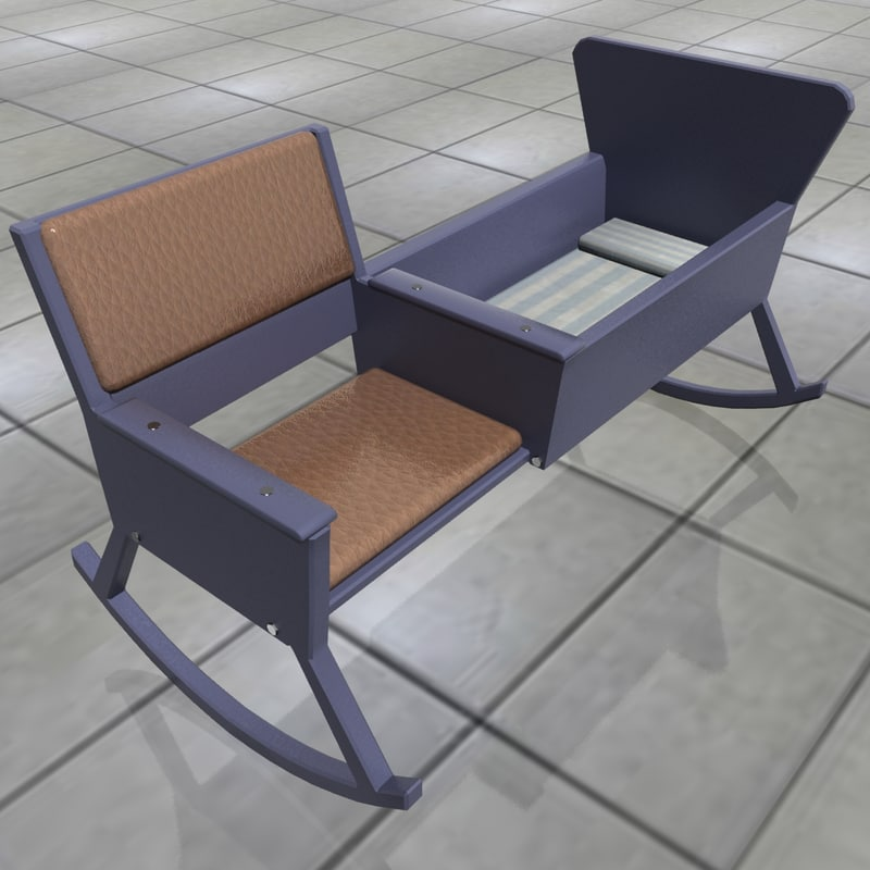max cradle cum chair