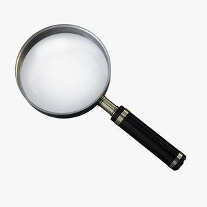 maya magnifying glass