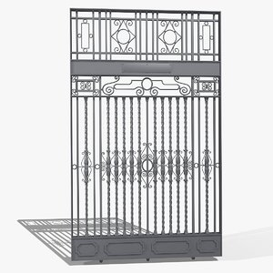 3d wall fence