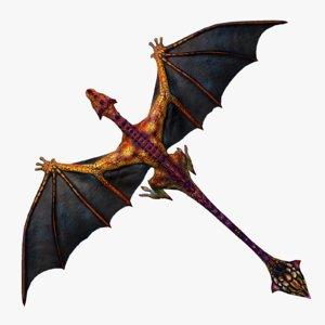 ma small dragon