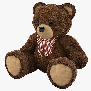 max bear toy fur