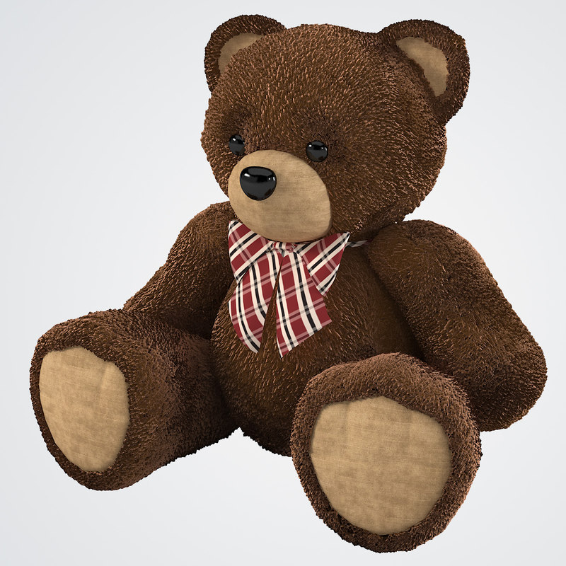 max bear toy fur