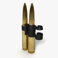 bullet projectile