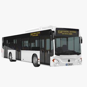 mercedes-benz citaro city bus max