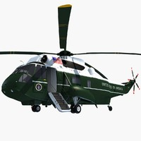 Marine One VH-3D Sea King