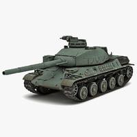 AMX-32 France Main Battle Tank 2