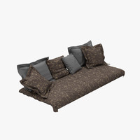 Single Bed (Sofa)