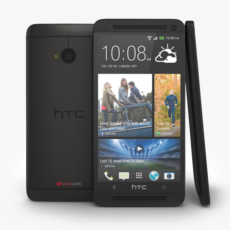The New HTC One 2013 Flagship Smartphone