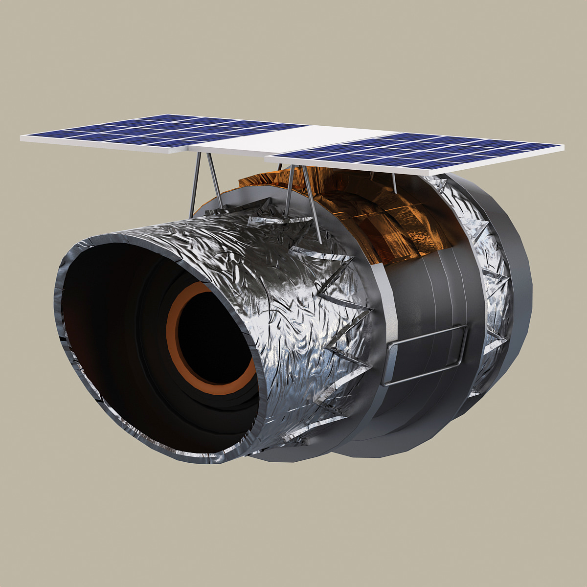 infrared astronomical satellite max