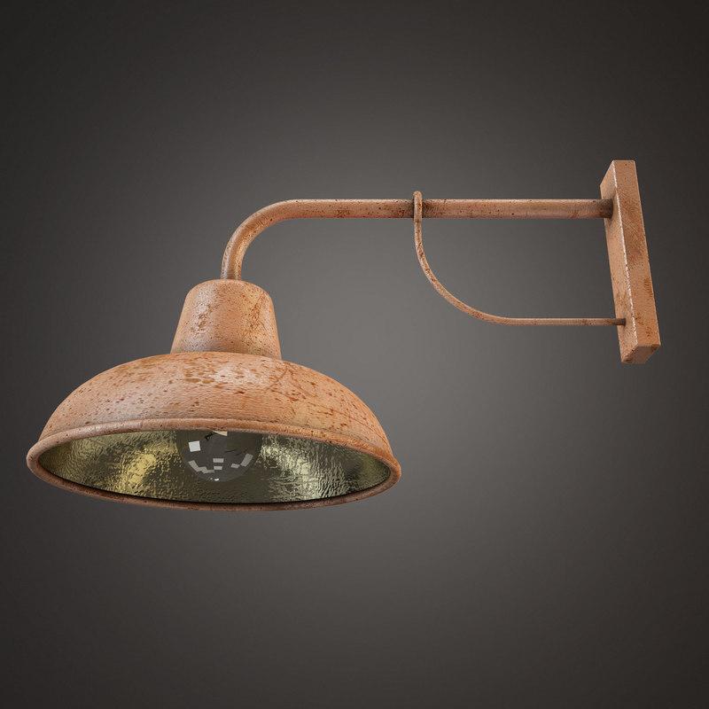 lamp il fanale contrada max