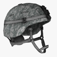 Helmet US Soldier