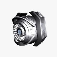 robot eye max