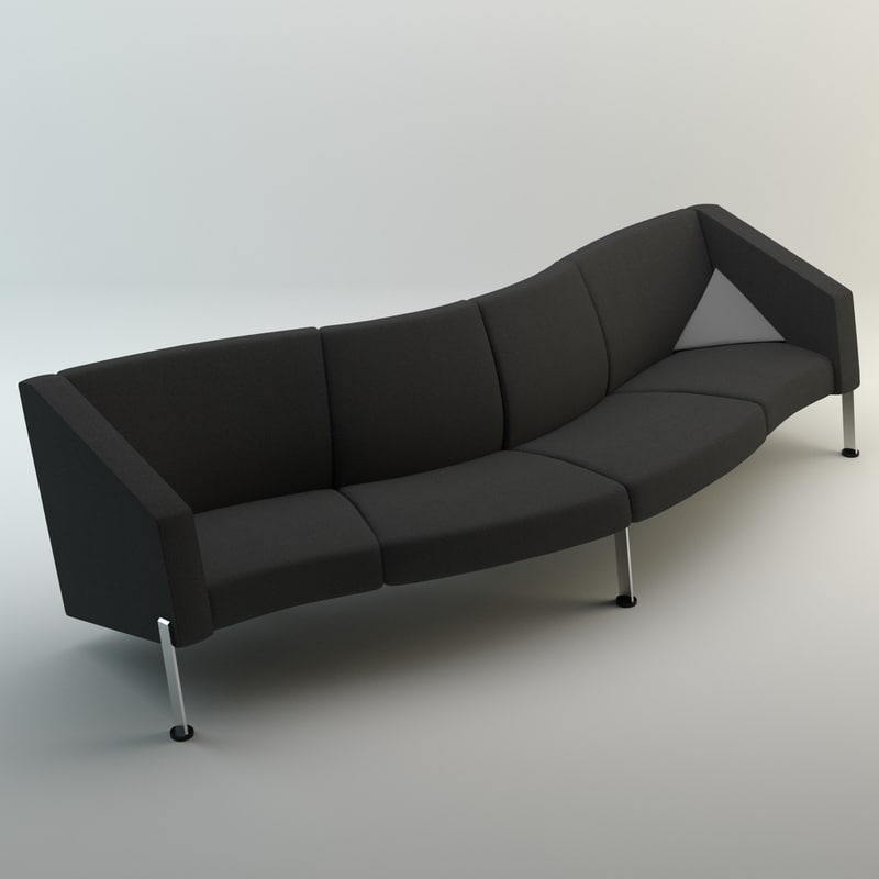 3ds decision sofa arms