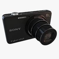 sony cyber-shot dsc-wx150 3d