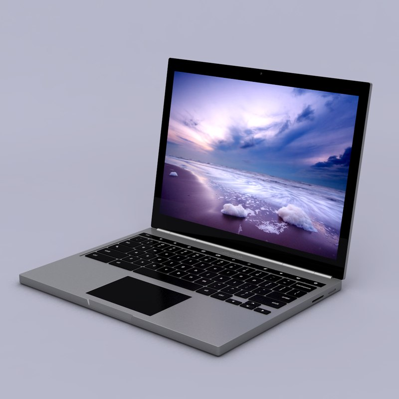 3ds max google chromebook pixel
