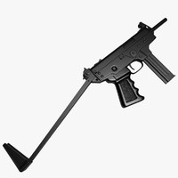 max kedr pp 91 submachine gun
