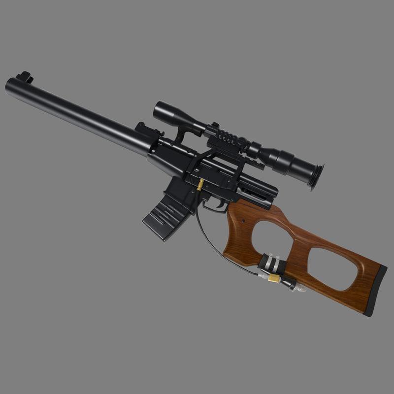 max vss sniper rifle