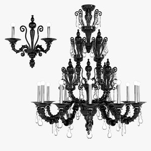 3d obj barovier toso taif lamps