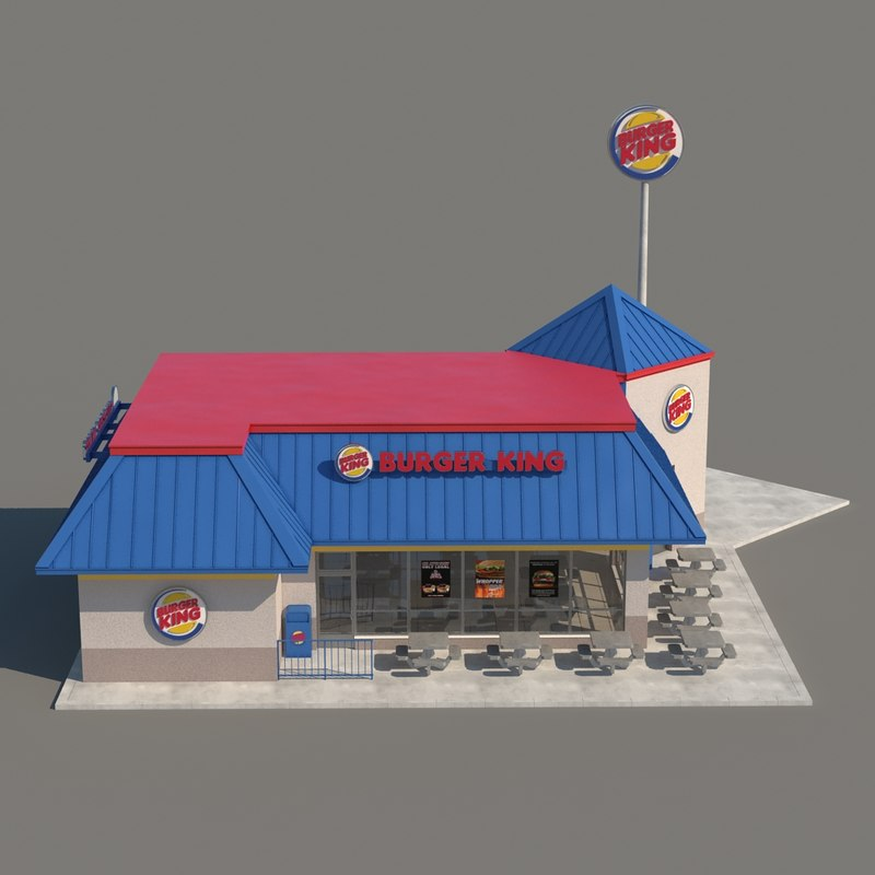 max burgerking restaurant
