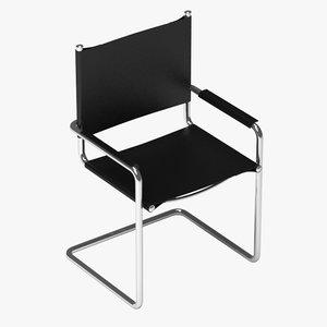 designer marcel breuer 3d model