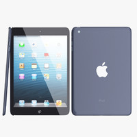3d ipad mini apple