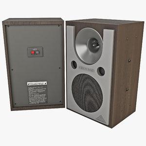 max behringer studio speakers
