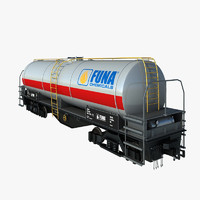 Oil Tank Wagon