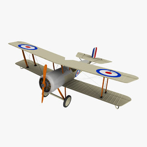 bristol scout aircraft