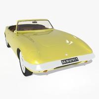 Classic Car (sixties) 2