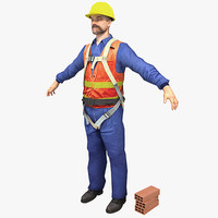 games worker 3d max