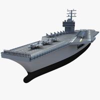 jet cadet 3d model