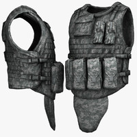Military US Bullet-Proof Vest