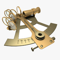 3dsmax sextant mapped
