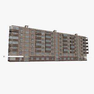 slum 1 3d max