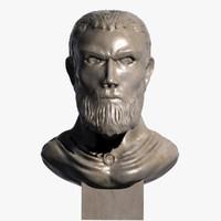 Spartan Bust